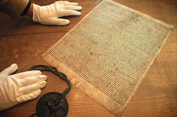 Magna Carta. 800